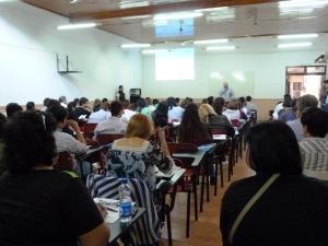 Debatieron sobre cambio climático y RSE en un nuevo encuentro del curso de Liderazgo Político