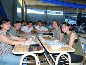 Unos 2500 alumnos compiten en Posadas en las Olimpiadas de Construcción y Electromecánica