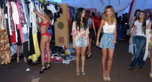 """Backstage en Iguazú: lo que el público no vio del desfile """"Cataratas Maravilla Della Moda"""" por el #CataratasDay"""