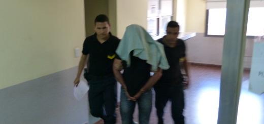 Golpeador detenido: declaró ante la Justicia el empresario Carlos Simon