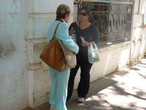 Apareció una tía de Angélica que dice soñarla pidiendo ayuda y dándole las iniciales de sus asesinos