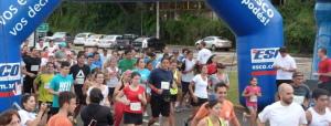 """Se corrió la maratón solidaria """"Huguito Dos Santos"""" organizada por el colegio de Abogados de Misiones"""