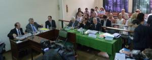 """Tragedia del Paraná, el juicio: más testigos detallaron cómo lucharon por sus vidas para no ser """"chupados"""" por las barcazas"""