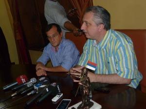 Passalacqua presentó una nueva edición del Día de la Amistad Argentino-Brasileña