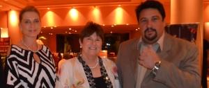 Prestigiosa magistrada de EEUU  dialogó con Closs en Puerto Iguazú