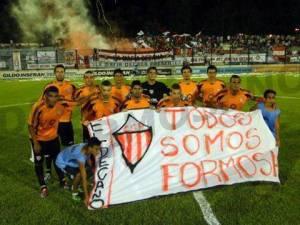 Con otro gol del misionero Hugo Troche, Sportivo Patria avanza y puede llegar a la B Nacional