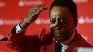 Empeoró Pelé y fue trasladado a terapia intensiva