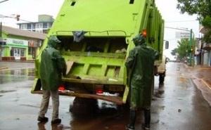 Detectan residuos patógenos en contendores normales de Eldorado