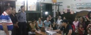 Se reunió el Consejo de Seguridad con vecinos de Eldorado