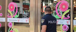 En un audaz golpe, desvalijaron la caja fuerte del shopping de Posadas