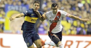 Boca y River jugaron un partido intenso pero no se sacaron ventaja