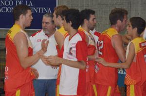 Torneo Federal: Tokio cayó ante Municipal de Santa Rosa 105 a 77