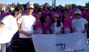 """La UCP participó de la Maratón """"City Run 2014"""""""