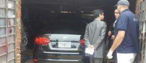 Mafia de los autos robados: detienen a otro de los presuntos integrantes de la organización