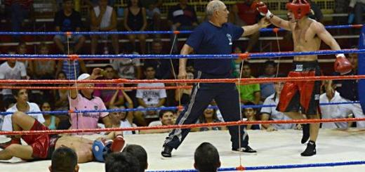 Boxeo: Wally Mareco noqueó en el segundo round a Diego Monteiro en la velada del Consejo de Deportes