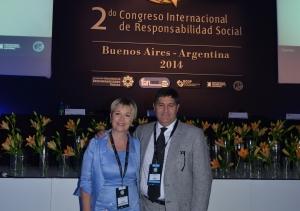 La Huella Guaraní, en Congreso Internacional de Responsabilidad Social