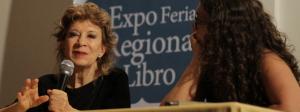 Ana Padovani, el emblema de la narración en la Argentina presentó su obra en la Feria Regional del Libro