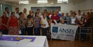 La ANSES entregó jubilaciones de la actual moratoria, en Montecarlo