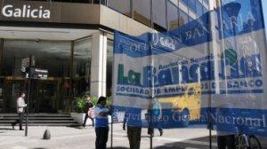 Los empleados bancarios pararán 48 horas la semana que viene