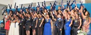 Santo Tomé: En la Barceló hubo nueva graduación de médicos, kinesiólogos y nutricionistas
