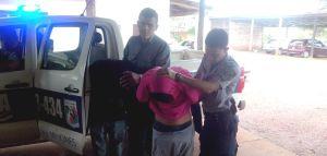 Cinco adolescentes puestos a disposición de la Justicia por robo y daño en la Escuela 698 de Candelaria