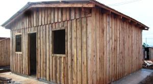 Andresito: Las casas para afectados por la inundación se encuentran en la etapa final