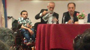 Se entregaron las primeras 53 notebook para jóvenes estudiantes con discapacidades, de la UNaM