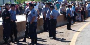 La Policía garantiza el derecho constitucional de circular libremente por las rutas misioneras
