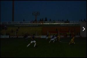 """Mauro Giannini, árbitro: """"La decisión vino de arriba y el partido debía finalizar"""""""