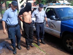 Apresaron en Misiones a un homicida paraguayo buscado por Interpol