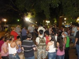 Vecinos y familiares siguen pidiendo justicia por Esteban en Eldorado