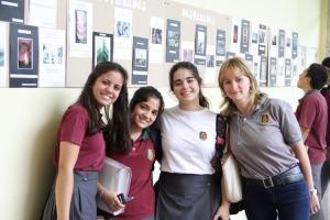 Naturaleza en Foco y Fotografía Matemática se inauguró en el Centro de Convenciones
