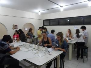 UCSF sede Posadas y Faculdade Mater Dei concretaron una propuesta de intercambio