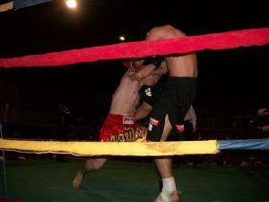 Lleno total y una noche del mejor Kickboxing en Posadas