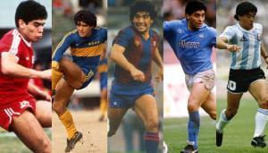 El video inédito con jugadas de Maradona ya fue visto más de 2.600.000 veces
