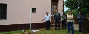 Caso Silvia Andrea: realizaron inspección judicial en la casa donde supuestamente estuvo cautiva la adolescente