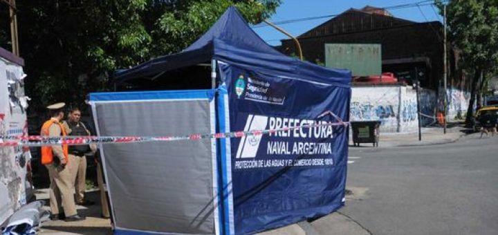 Asesinaron a sangre fría a un prefecturiano misionero en Capital Federal