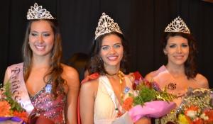 Abigail Mendoza se convirtió en la primera reina de Cataratas Maravilla del Mundo