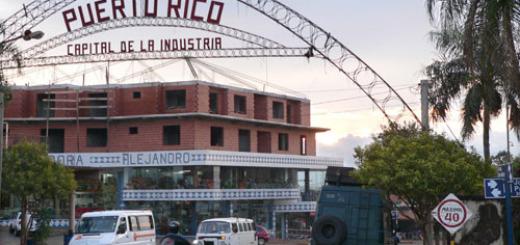 Puerto Rico sus experiencias en la feria de municipios y comunidades saludables
