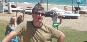El posadeño Juan Pedro Roulet fue herido de un balazo en un intento de robo en Camboriú