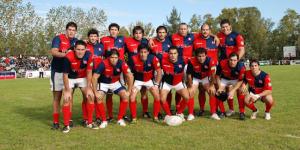 San Luis de La Plata se quedó con el Seven Nocturno y Centro Cazadores ganó la copa de plata