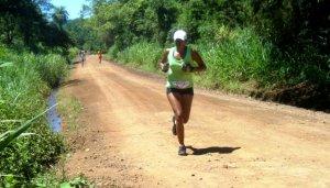 La atleta eldoradense Sandra Rolón correrá la maratón de Mar del Plata
