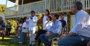 """Passalacqua: """"Que se sepa que también en la Isla Chica de Itacaruaré se celebra el día del Provinciano Misionero"""""""
