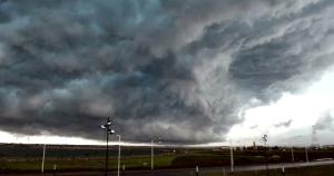 La OPAD emitió una Advertencia Meteorológica por tormentas fuertes para Posadas, entre el domingo y el martes