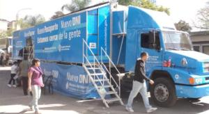 El CDR móvil estará mañana en la Escuela N° 301 del barrio Sur Argentino