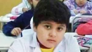 Murió el nene de 7 años intoxicado con purpurina
