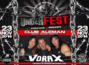 Este domingo se realiza el décimo Under Fest