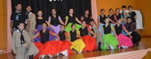 Wanda: Con gran despliegue de danzas cerró el ciclo de los talleres municipales