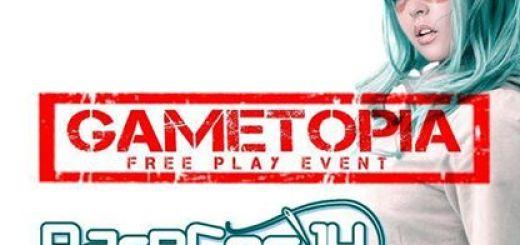 Gametopia reunirá a los amantes del anime y los videojuegos el 29 de noviembre