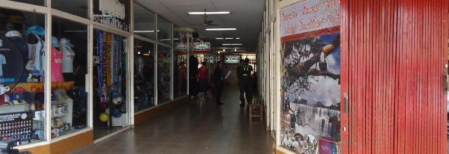 Gendarmería allanó locales en Iguazú por venta de dólares blue